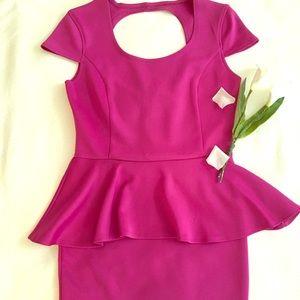 Costa Blanca Fushia Dress